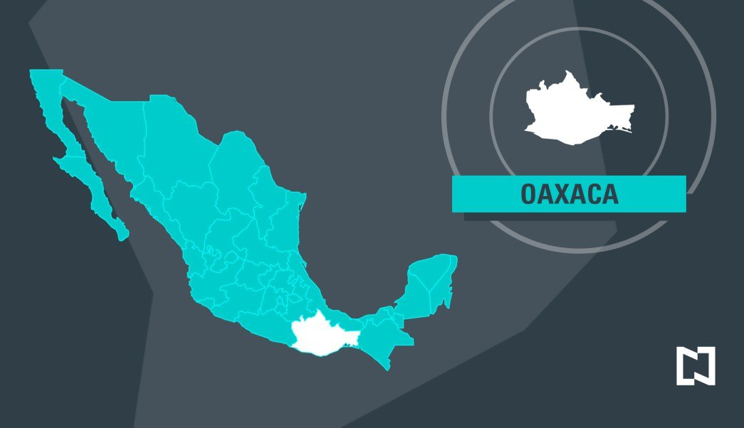 Mapa de Oaxaca Noticieros Televisa