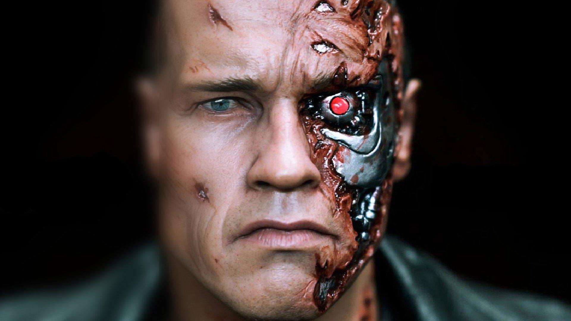 terminator 1 - Arnold Schwarzenegger publicó una foto inédita de como lucía a sus 16 años