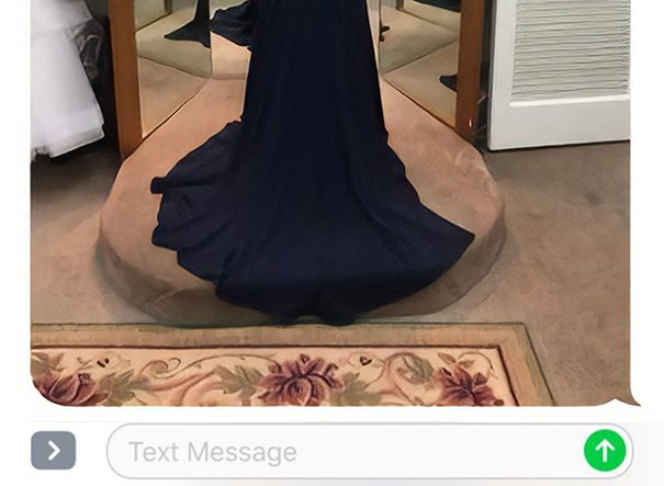 wrong number text dress advice syd mandi miller kaizler leukemia cancer 1 5aa3d905c2be4  605 - A Text Message Sent To The Wrong Number Changes The Life Of A Child Having With Leukemia