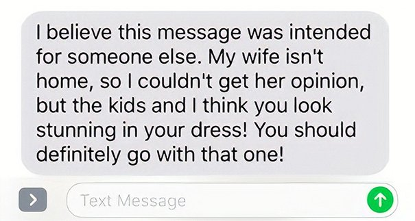 wrong number text dress advice syd mandi miller kaizler leukemia cancer 2 5aa3d909127d0  605 - A Text Message Sent To The Wrong Number Changes The Life Of A Child Having With Leukemia
