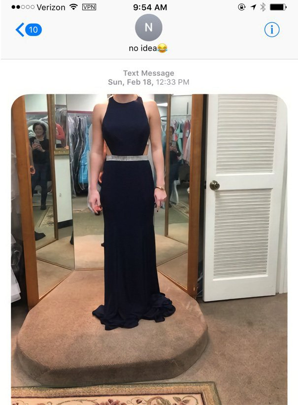 wrong number text dress advice syd mandi miller kaizler leukemia cancer 4 5aa3d90b7a0f5  605 - A Text Message Sent To The Wrong Number Changes The Life Of A Child Having With Leukemia