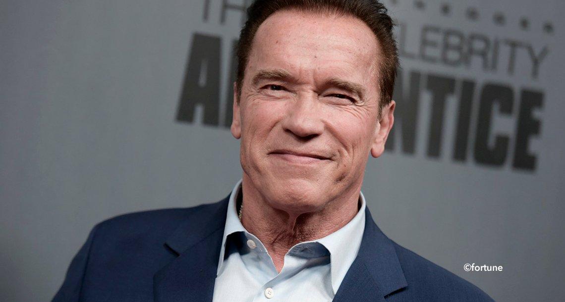 arnl - Arnold Schwarzenegger publicó una foto inédita de como lucía a sus 16 años
