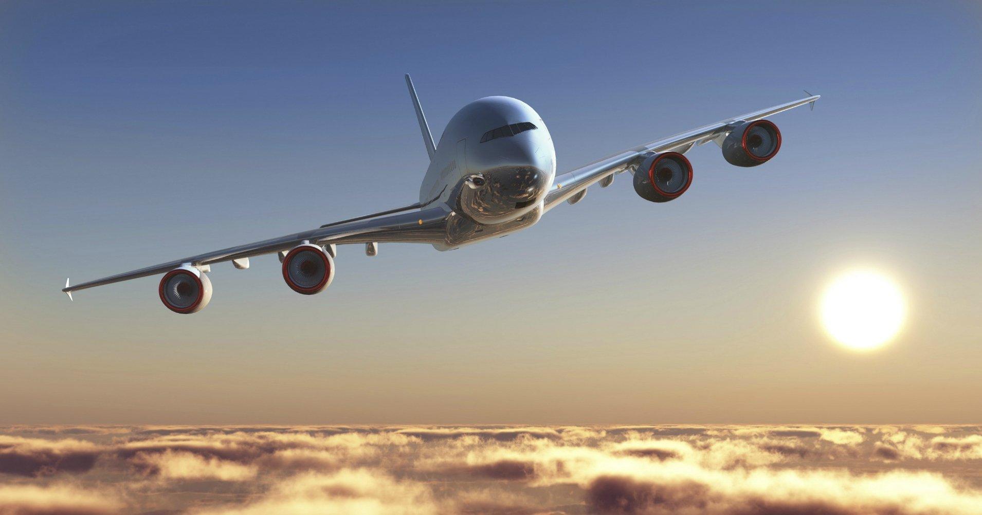 aviao sobre as nuvens viagem de aviao 1405107225198 1920x1280 - Dez destinos turístico onde o Real vale mais