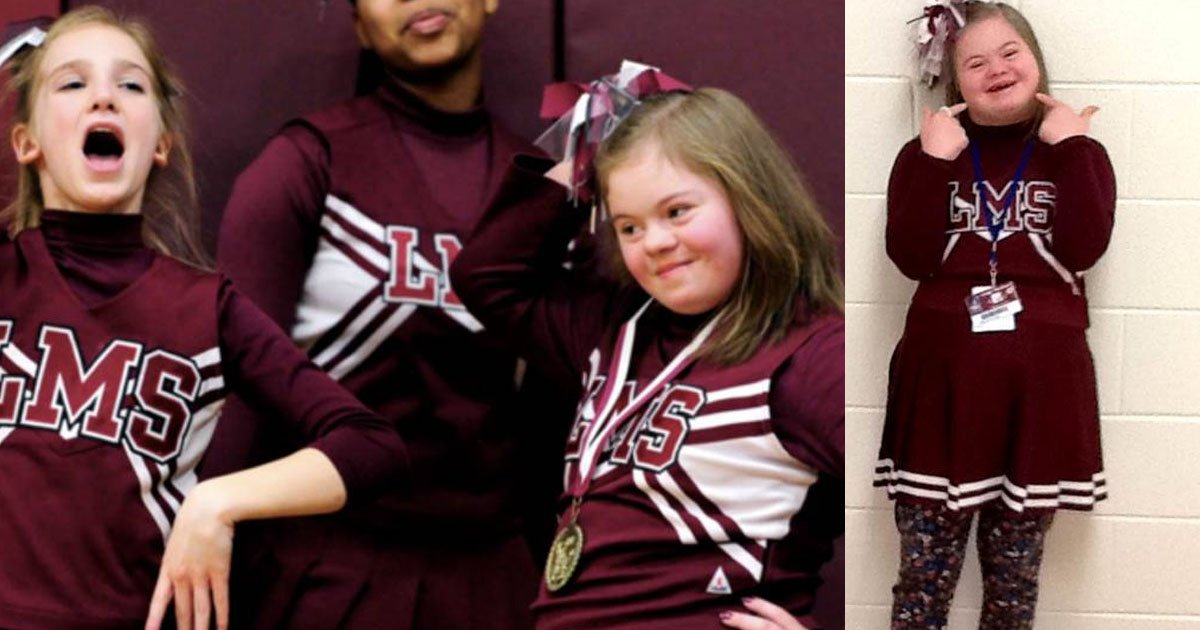 basket.jpg?resize=412,275 - Basketball Players Stopped The Match After Audience Made Fun Of A Cheerleader With Down Syndrome