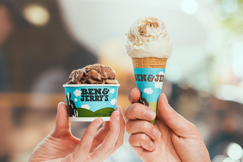 benjerry5.jpg?resize=1200,630 - Sorvete à vontade! Ben&Jerry's terá free cone day para você comer de graça.