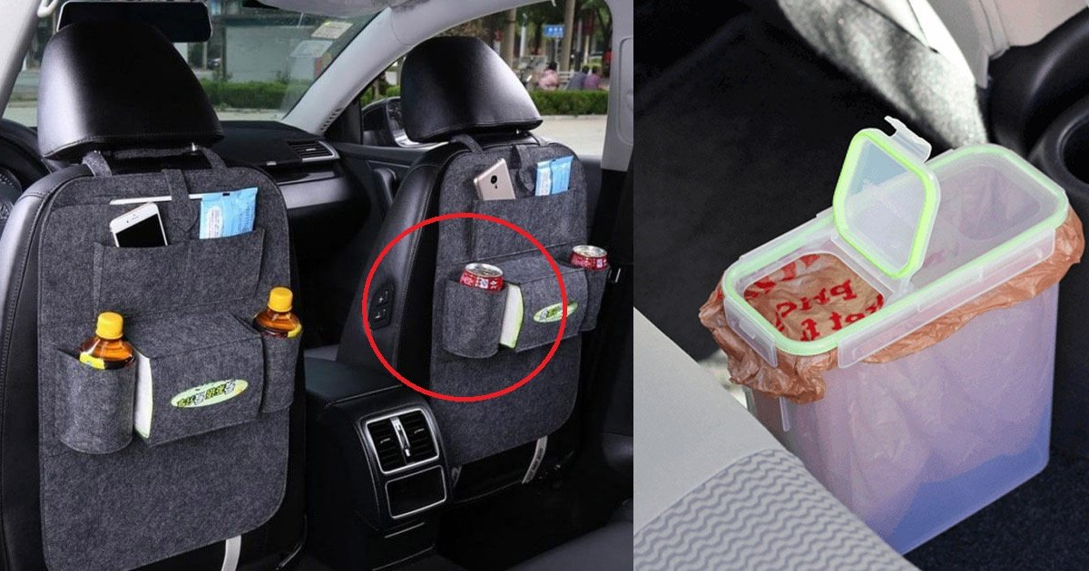 car - These 9 Car Hacks Will Make Your Car Rides More Comfortable