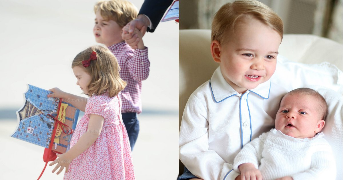 charlotte.jpg?resize=300,169 - Royal Family Reveals Princess Charlotte Likes To Boss Around Her Brother Prince George