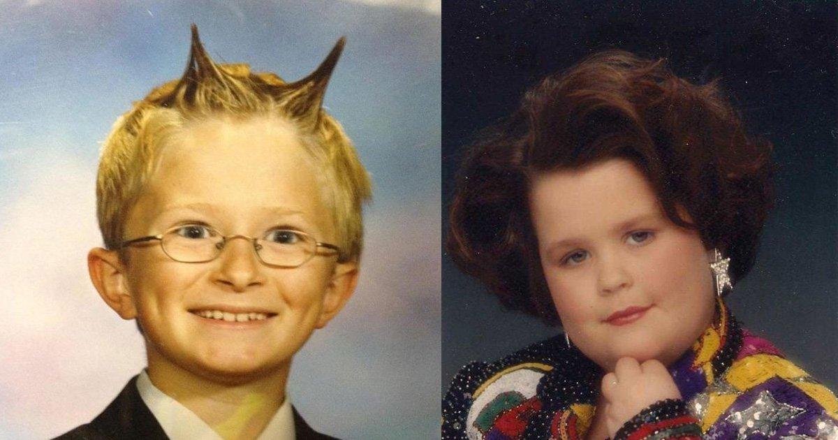 child - Estas fotos embarazosas de la niñez harán imposible no reír