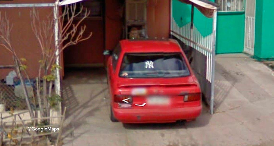 cove fam.png?resize=300,169 - Una persona captó a una niña fantasma en Google Maps en una ciudad de México