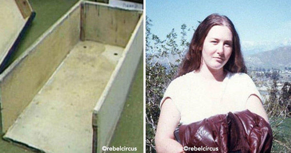 cover 33 - Una pareja secuestró a una chica, la torturaban, violaban y la metían en una caja de madera