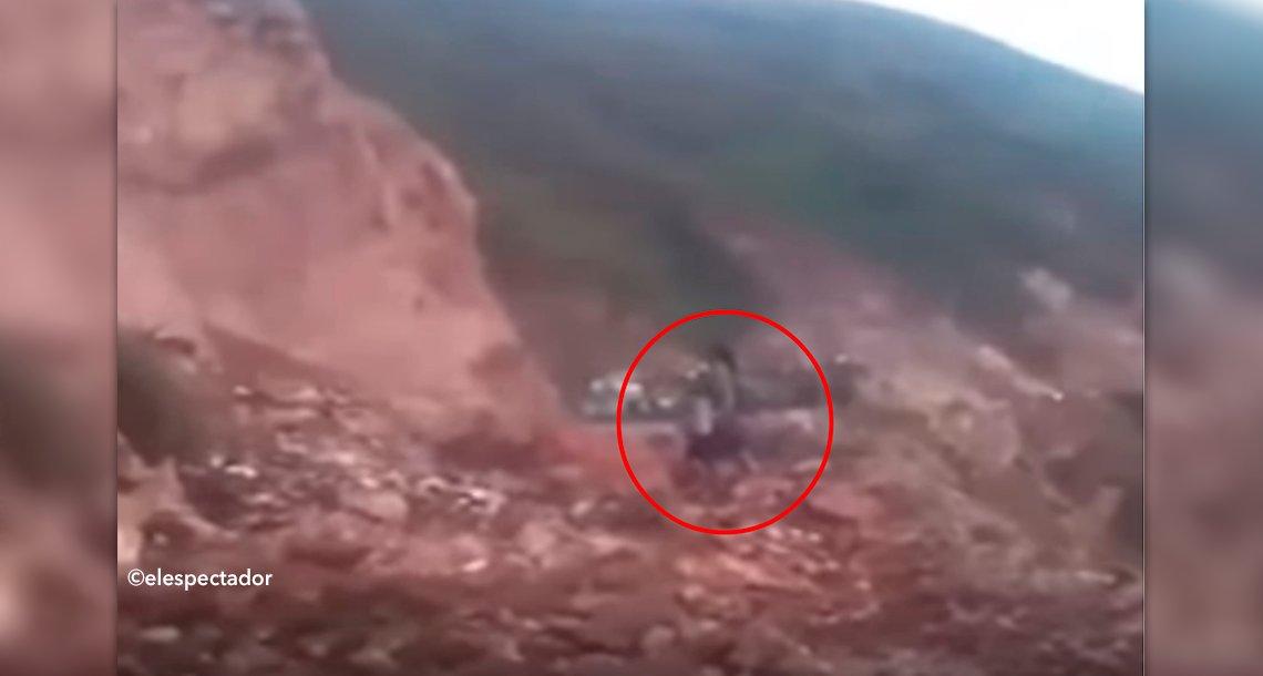 cover 4 alud - Mujer muere aplastada por un alud al intentar filmar el desmoronamiento