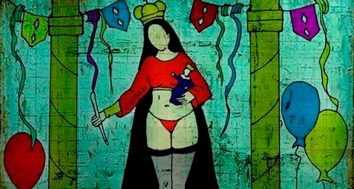 cover 4 pngtmg - Polémica e indignación por la pintura de una virgen en tanga