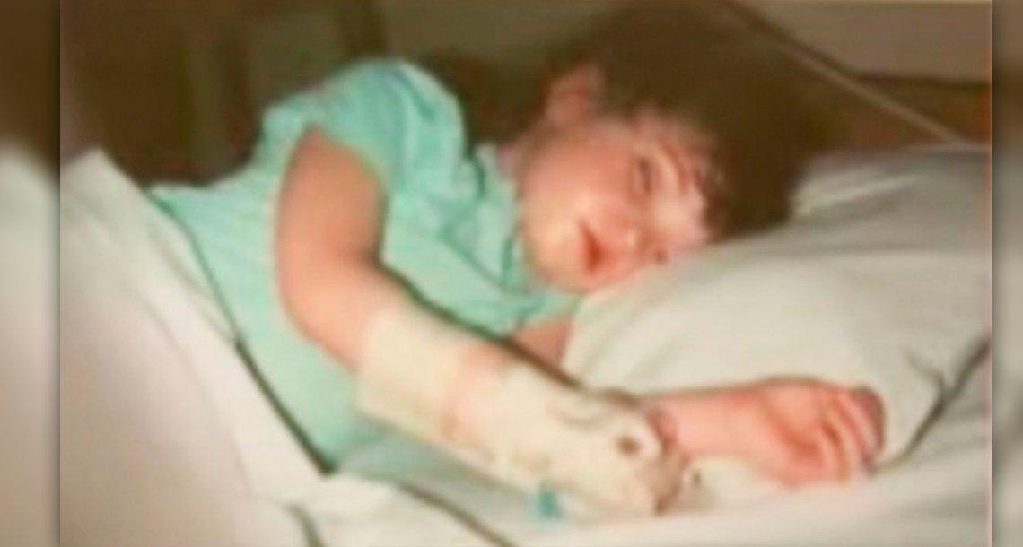 cover 4.png?resize=1200,630 - Esta niña consigue recuperarse milagrosamente de una enfermedad terminal gracias a Jesús