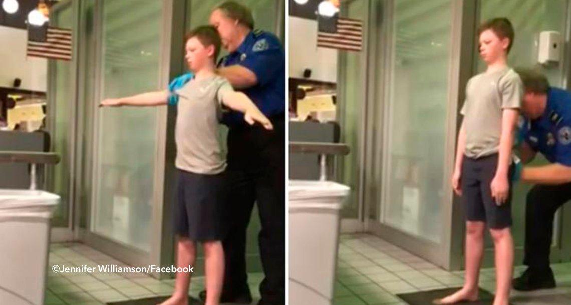 cover 4av.png?resize=648,365 - Un policía de seguridad de un aeropuerto denigró a un joven al realizarle una revisión, lo llamaron abusador.
