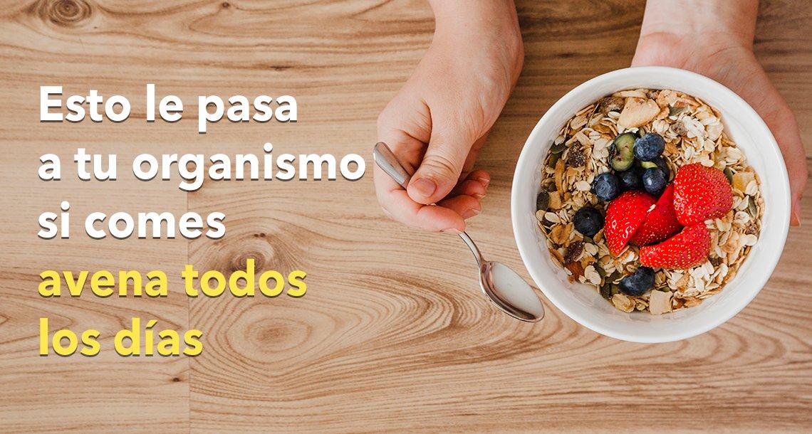 cover 4avena - Si comes avena todos los días, esto es lo que le pasa a tu organismo