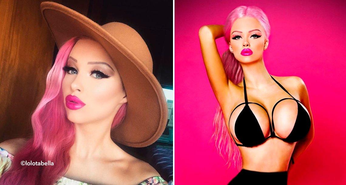 """cover 4barie - Joven Checa pretende convertirse en la próxima """"Barbie humana"""", invierte más de mil euros al mes, que pagan sus padres"""