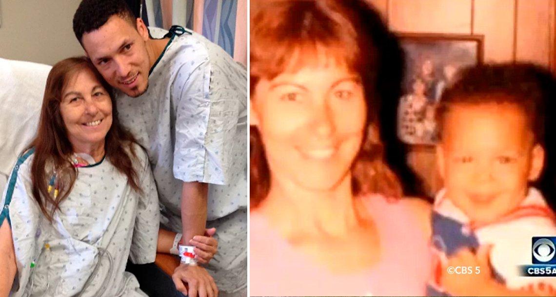 cover 4bb.png?resize=1200,630 - Ella adoptó un bebé, 27 años después él le dona uno de sus órganos para salvar su vida