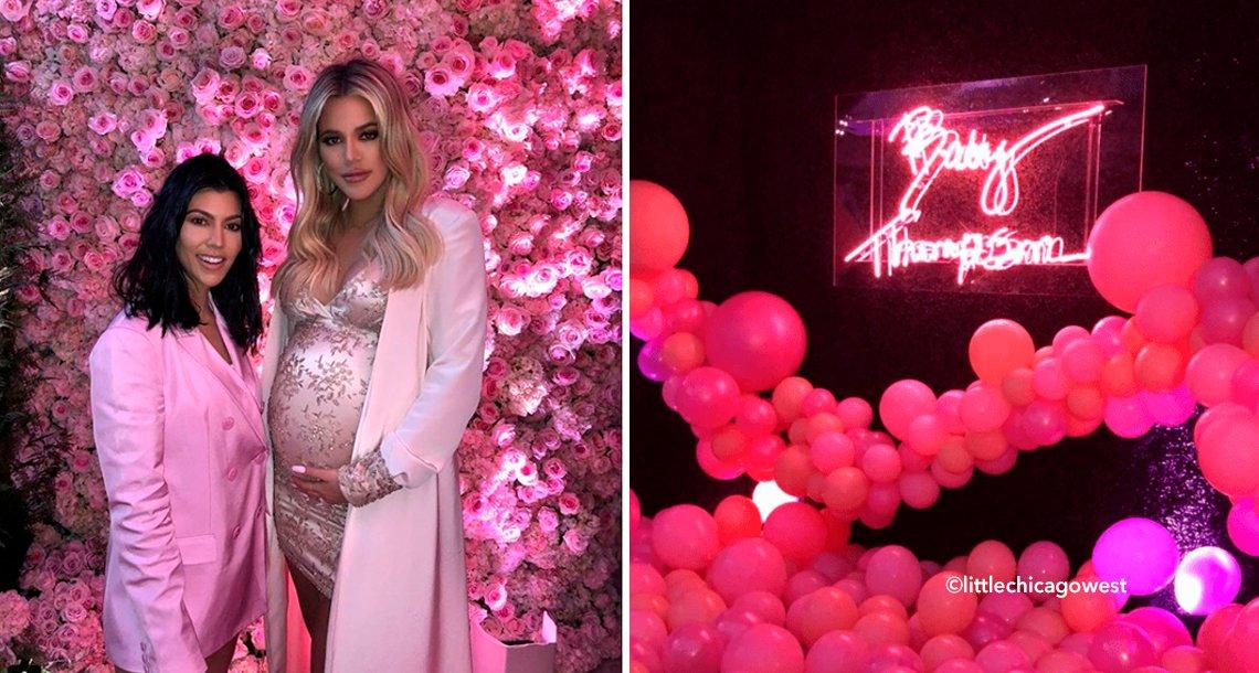 cover 4bbysho - Khloé Kardashian festeja su baby shower lleno de lujos y excentricidades