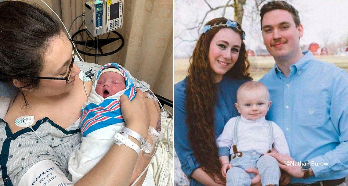 cover 4bebes 1.png?resize=300,169 - El increible caso de la bebé que nació con la cabeza dentro de una burbuja