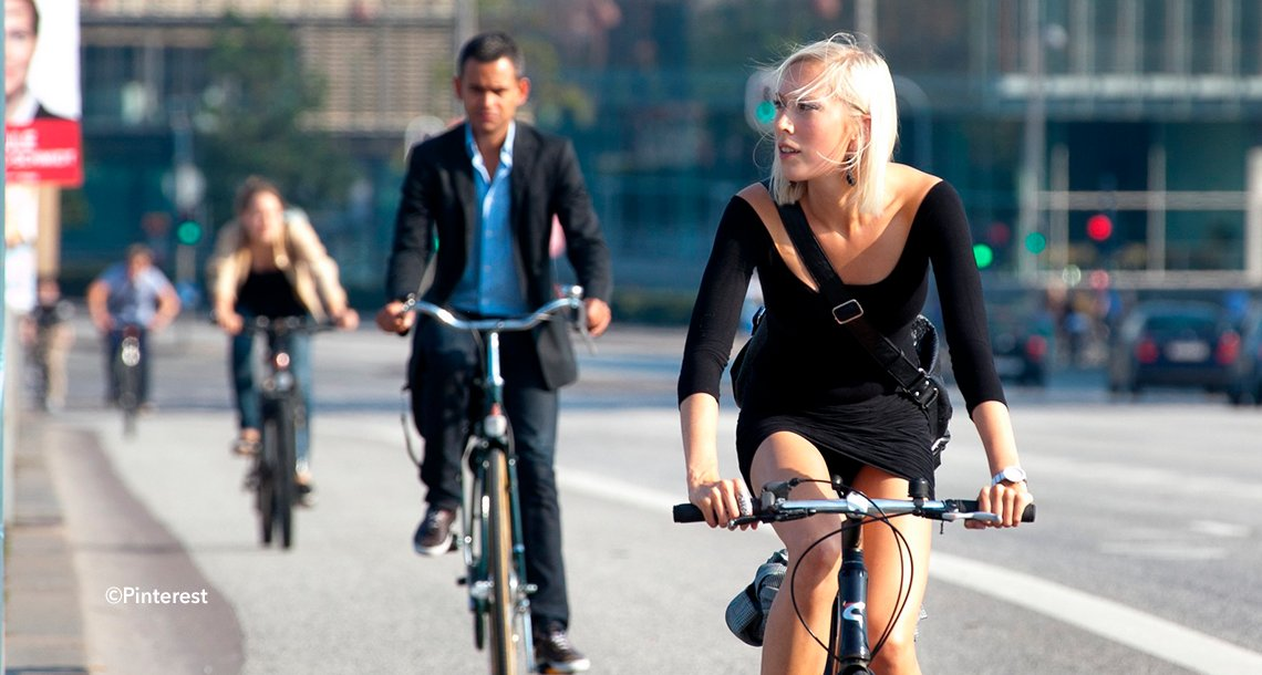 cover 4bici - En esta ciudad pagan 10 dólares al día solamente por ir en bicicleta al trabajo