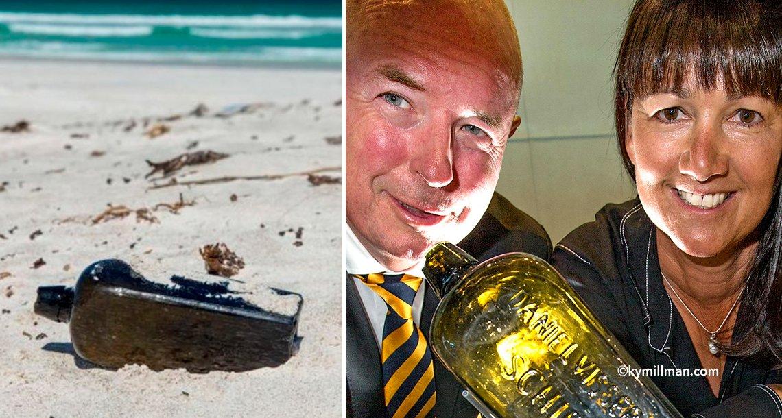 cover 4botte - Hallan una botella en Australia con un mensaje de 132 años de antigüedad