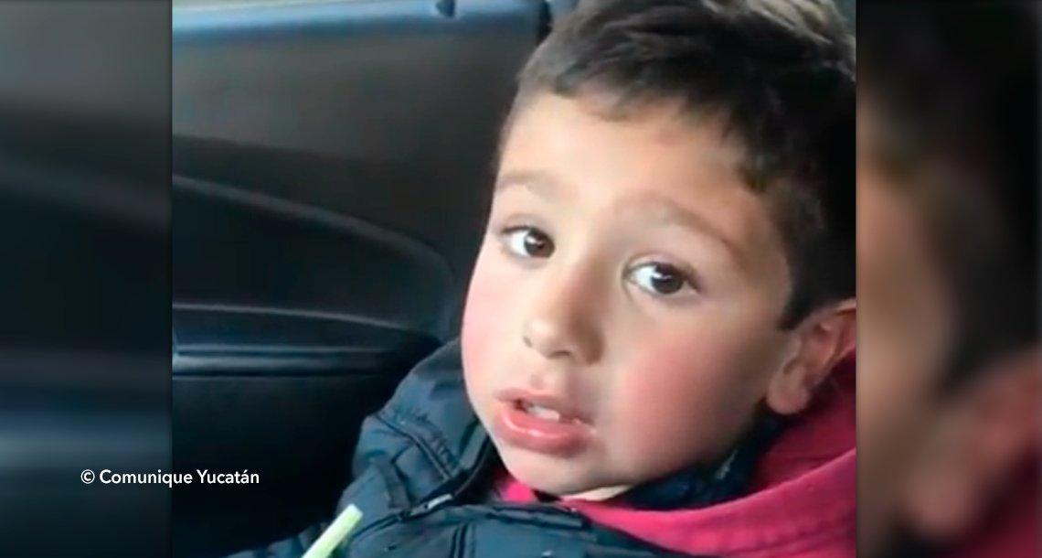 cover 4chiste - Este tierno niño ha hecho reír a todos con un chiste que contó en un video que ahora es viral