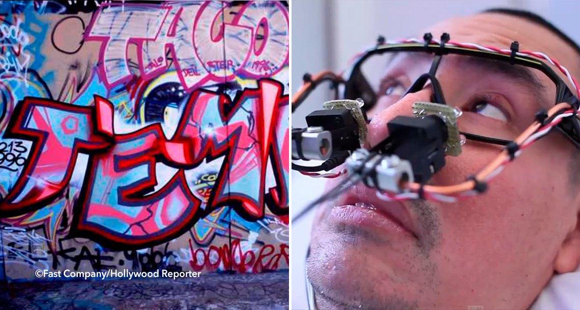 cover 4graf.png?resize=1200,630 - Quedó paralítico por una enfermedad pero este dispositivo le permite seguir graffiteando