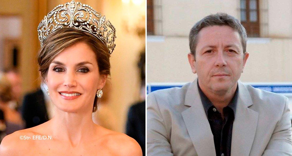 cover 4let - El ex marido de Letizia de España publicará un libro donde contará su intimidad con la reina.
