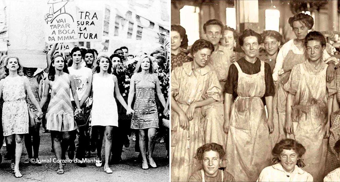cover 4muje.png?resize=1200,630 - El verdadero origen del Día Internacional de la Mujer