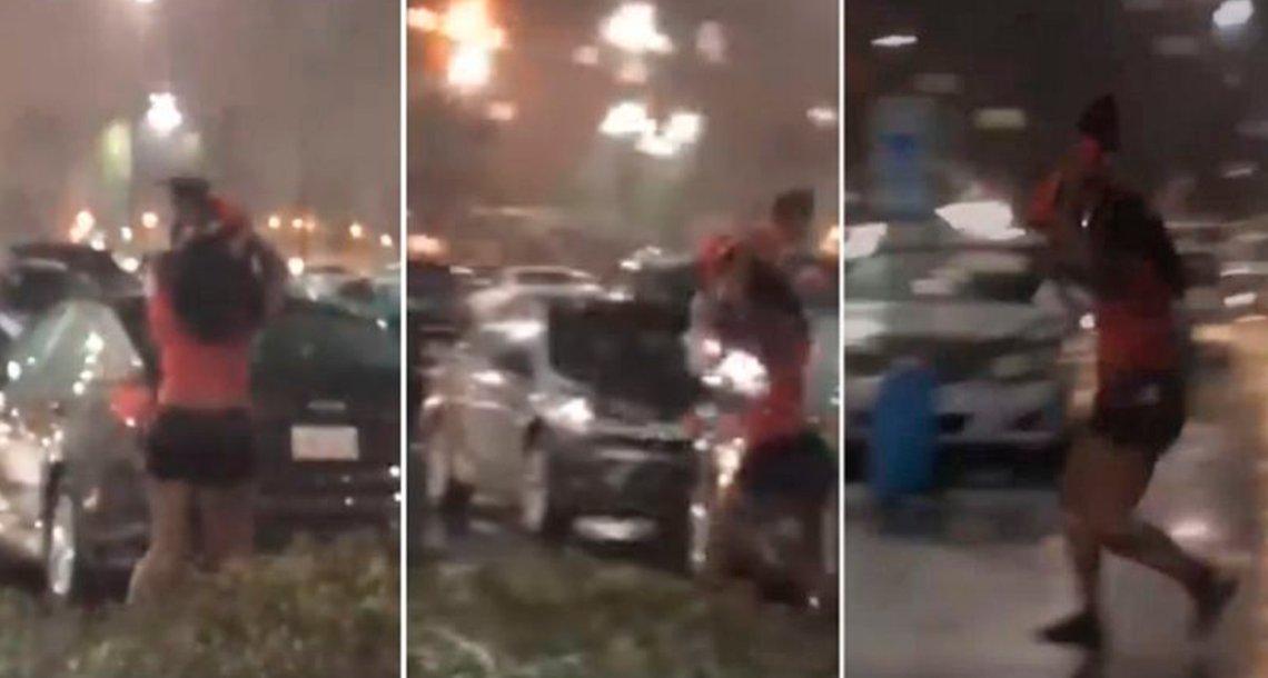 cover 4para - El video de esta madre utilizando a su hija como paraguas está generando polémica en todo el mundo