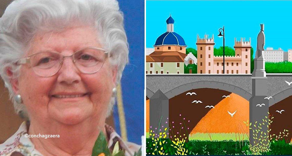 cover 4pitn - Concha, la artista de 87 años que crea obras usando Paint