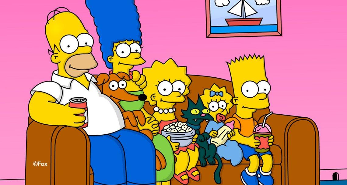 cover 4simp.png?resize=1200,630 - ¿Qué edad tendrían Los Simpsons si envejecieran?