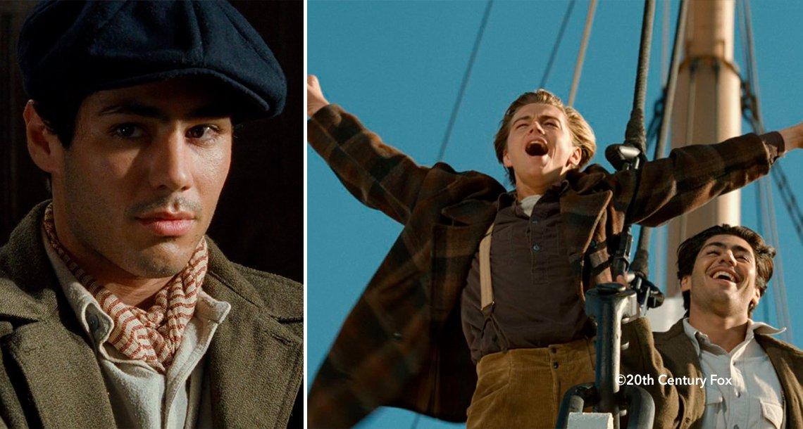 "cover 4titan.png?resize=1200,630 - Danny Nucci interpretó el papel del mejor amigo de Jack Dawson en ""Titanic"" y ahora luce espectacular"