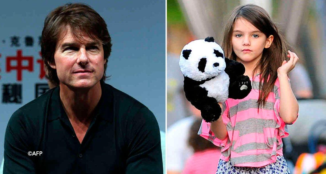 cover 4tom.png?resize=300,169 - Debido a su religión, la Cienciología, Tom Cruise lleva 5 años sin ver a su hija y no piensa cambiar de opinión