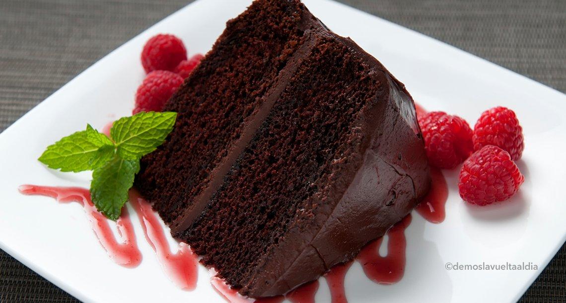 cover 4torta - Aseguran que comer torta de chocolate durante el desayuno es bueno para la salud