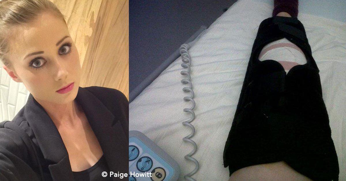 cover 65.jpg?resize=1200,630 - Extraña enfermedad la obliga a dormir al lado de su congelador y los médicos no encuentran la cura
