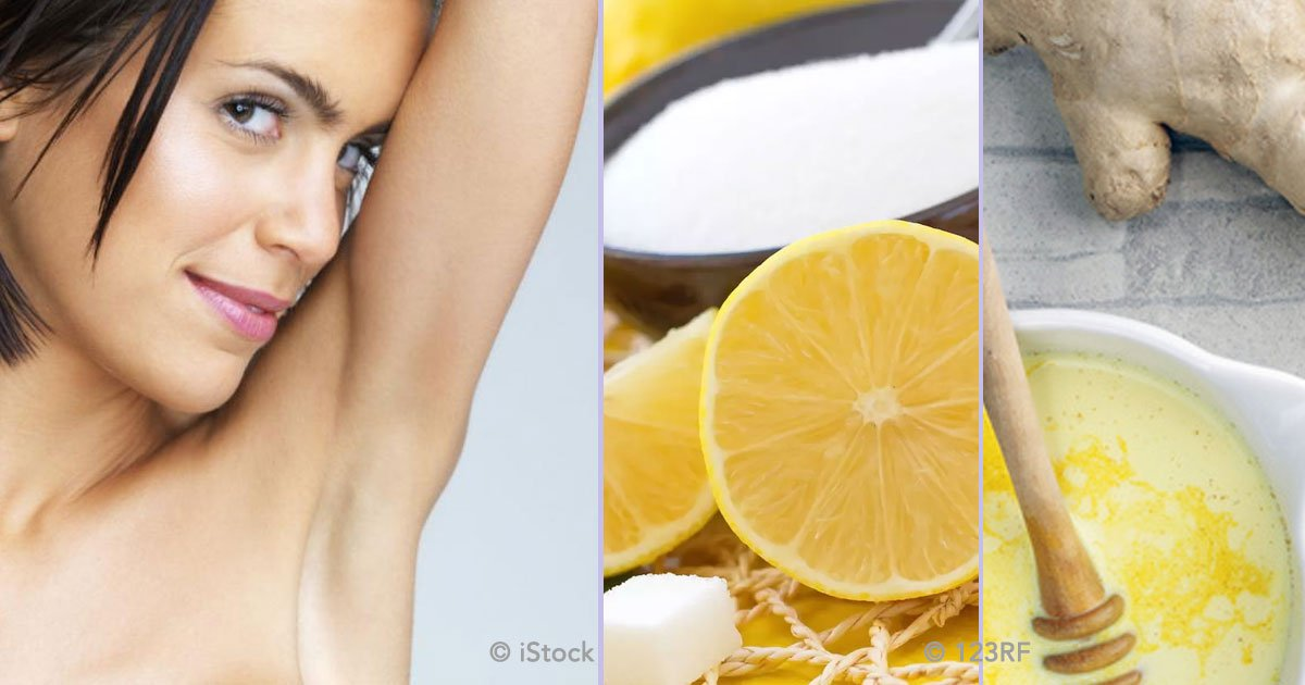 cover 73 - 7 recetas para eliminar el vello de las axilas sin depilarlo