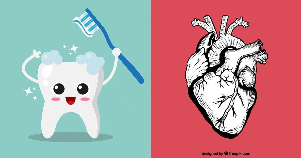 cover - La salud de los dientes tiene íntima relación con las enfermedades del corazón