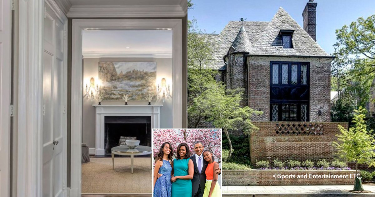 cover22casabob 1 - Conoce la lujosa casa de los Obama valuada en 5 millones de dólares