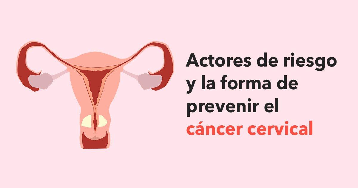 cover22cevv - Conoce los factores de riesgo y la forma de prevenir el cáncer cervical