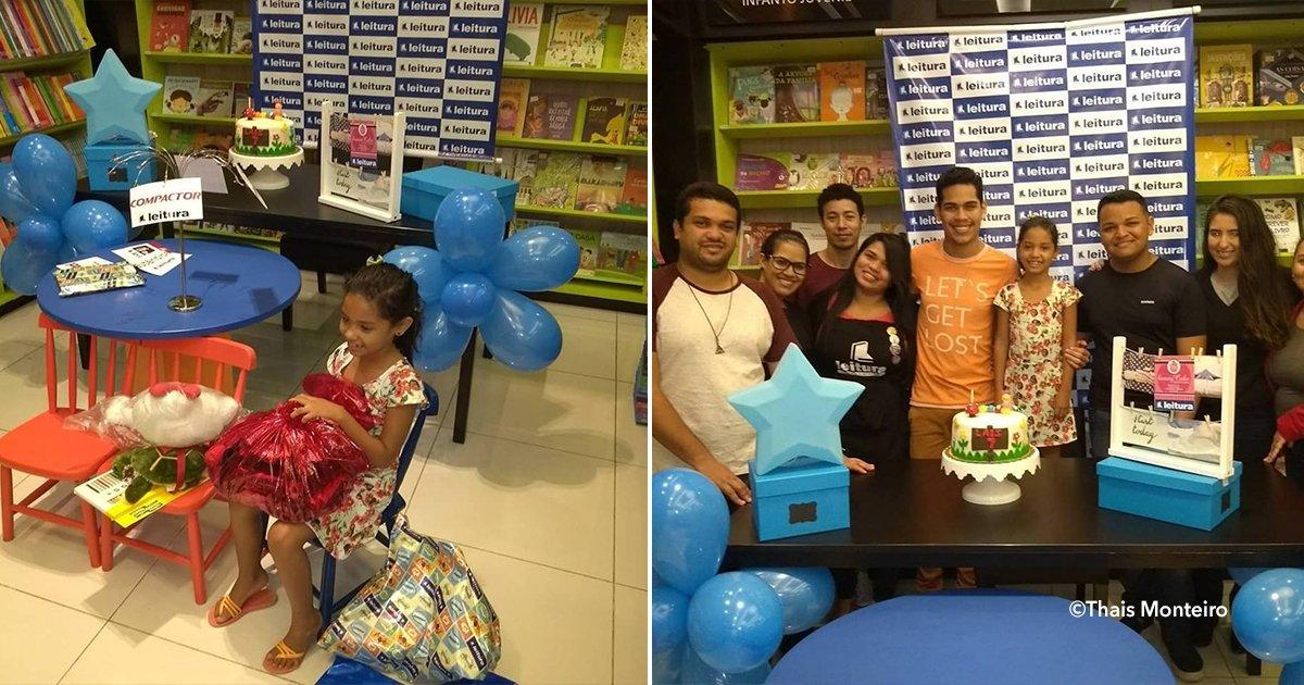 cover22cumplo.jpg?resize=648,365 - Conmovedora historia de la niña que deseaba tener una gran fiesta de cumpleaños y su familia con mucho esfuerzo le dio un pastel
