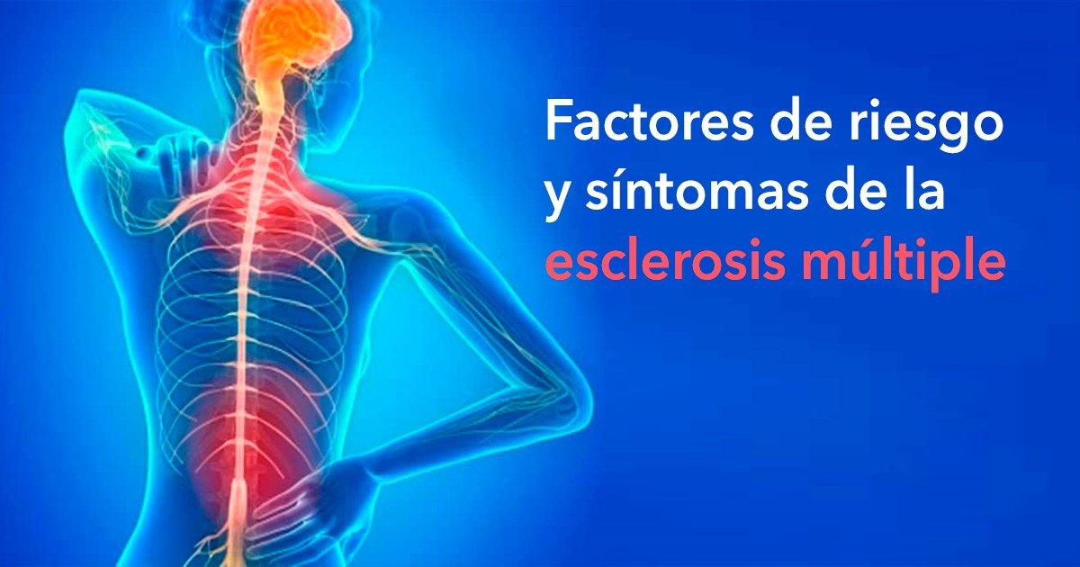 cover22escl - ¡Todo sobre la esclerosis múltiple! Factores de riesgo y síntomas