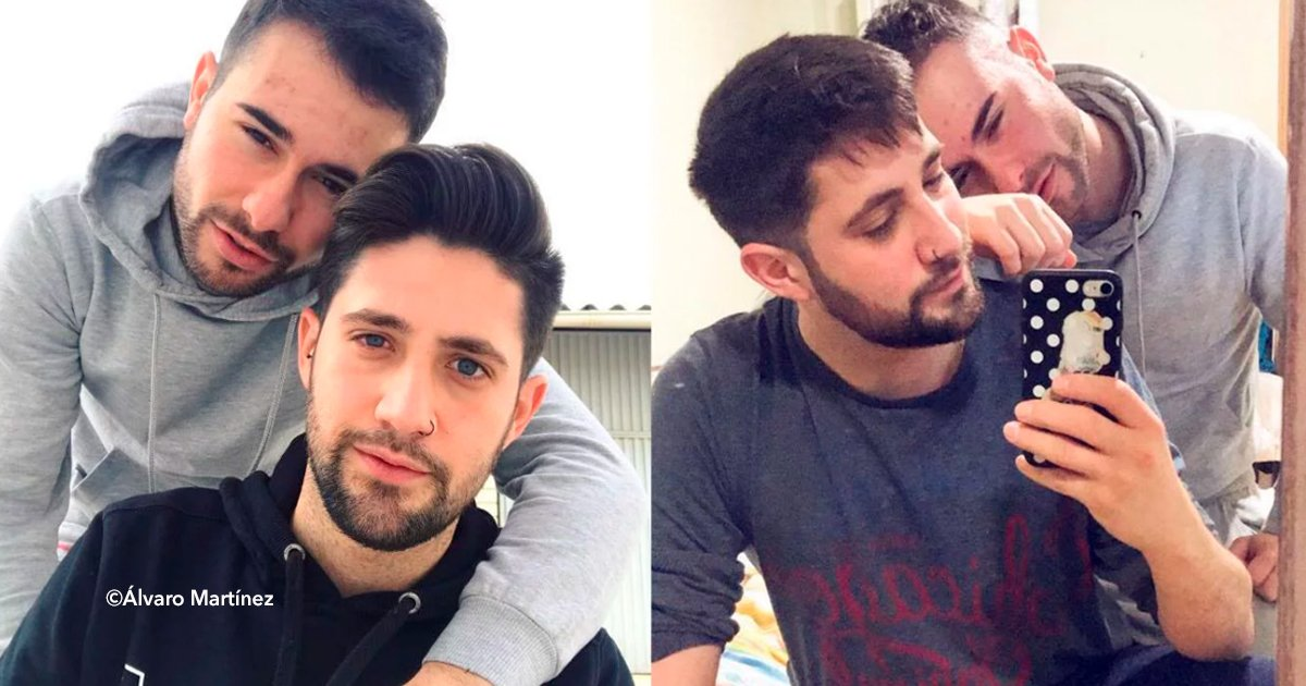 pareja gay de instagram