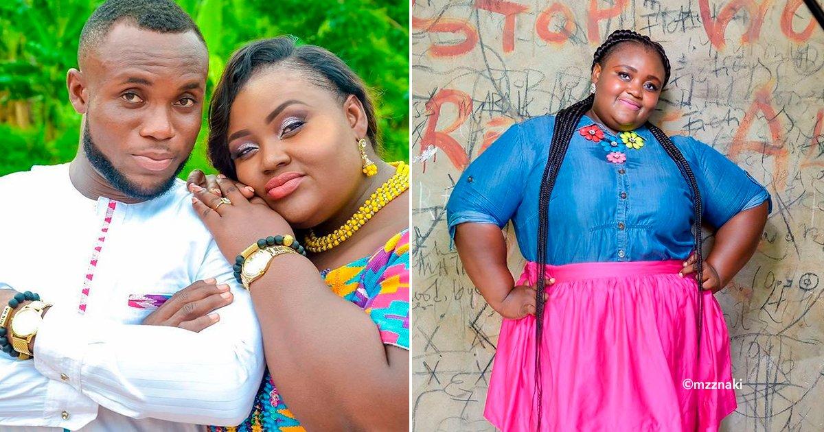 cover22girdineg - Mujer de talla grande fue humillada al publicar fotos con su novio, pero ella decidió ignorar y seguir siendo feliz