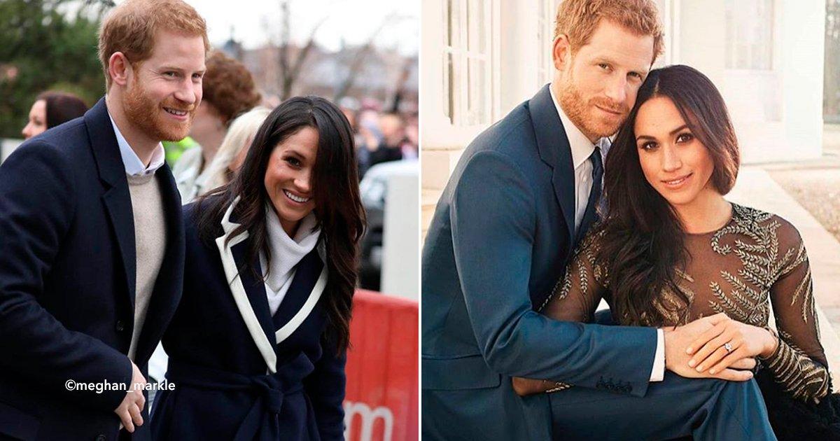 cover22megan - Se acerca la boda real del príncipe Harry y Meghan Markle y aún no se sabe quien entregará a la novia