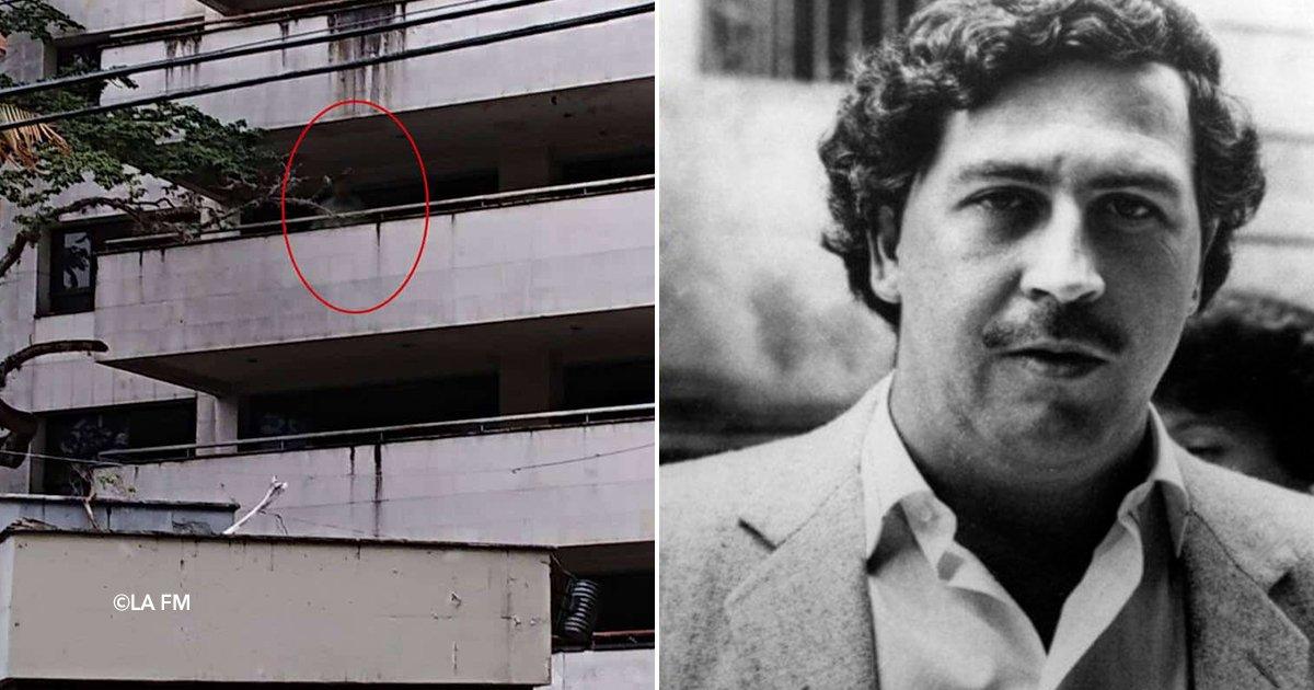 cover22pnli.jpg?resize=1200,630 - Una foto capta al fantasma de Pablo Escobar en el edificio donde vivía con su familia