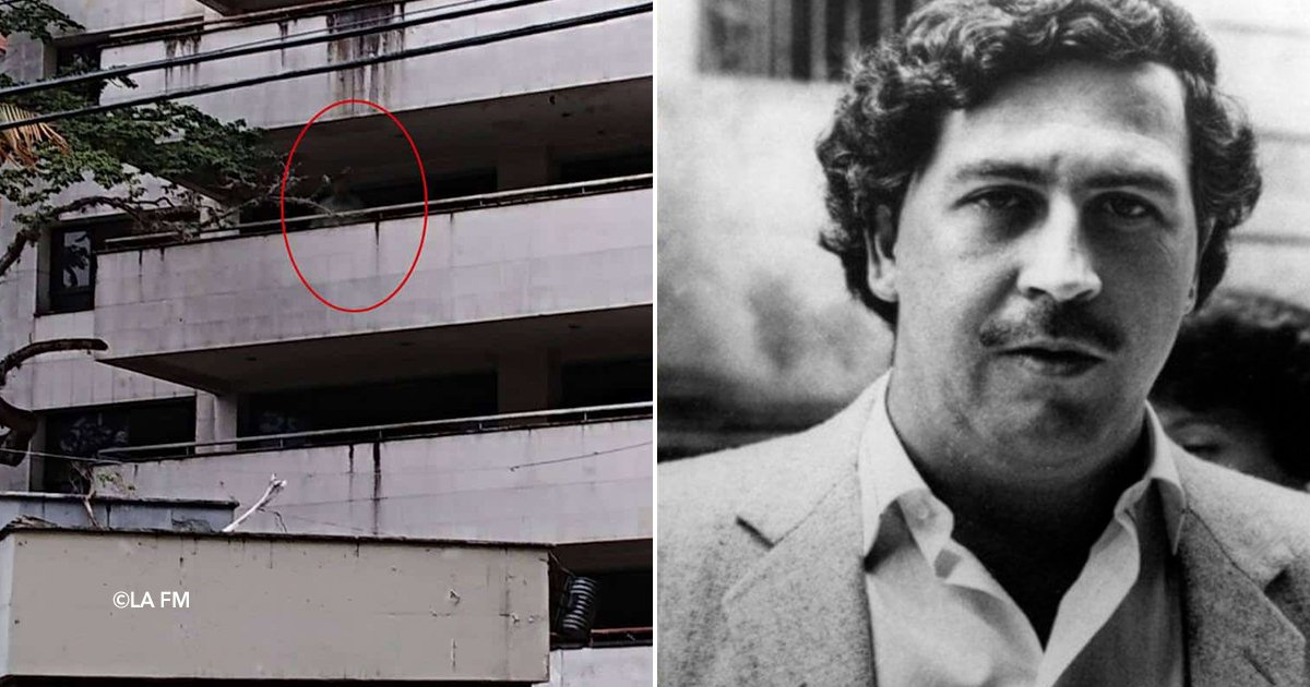 cover22pnli - Una foto capta al fantasma de Pablo Escobar en el edificio donde vivía con su familia