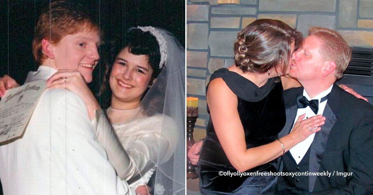 cover22wed - Sus familias se oponían a su matrimonio y decidieron vivir juntos, ahora su hijo cuenta su bella historia
