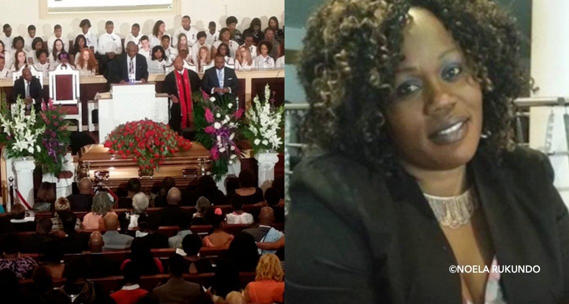 covermuerte 1 - Su marido pagó para que la mataran pero ella apareció en su funeral dejándolo helado