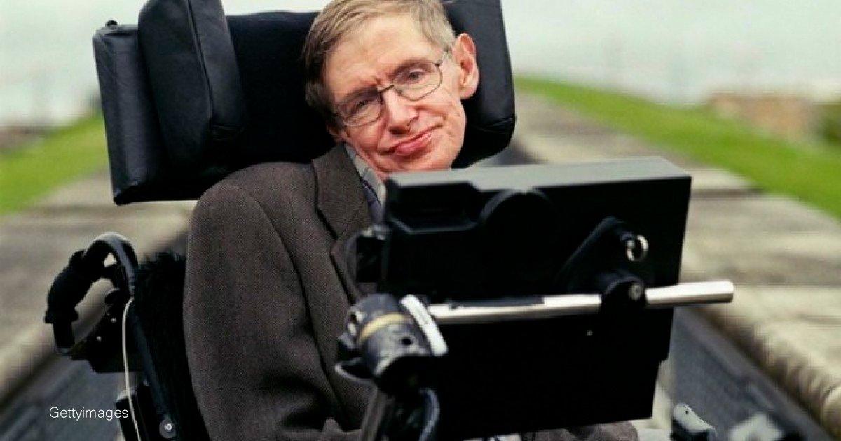 cvr - Murió Stephen Hawking a sus 76 años y así lo homenajearon en las redes